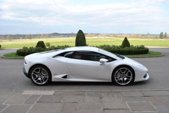 New to our fleet this amazing Lambo is a wow factor to drive