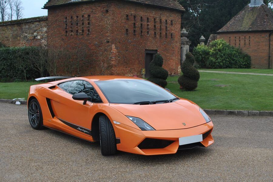 Gallardo LP570 – Churchill Supercars