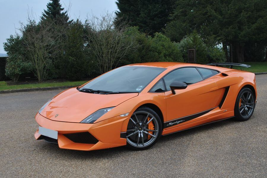 Gallardo Lp570 Churchill Supercars